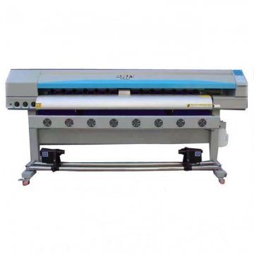 Рулонный принтер сольвентной печати Seyko