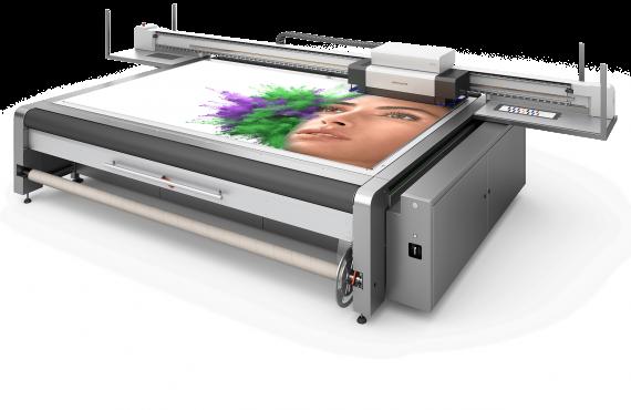 Планшетный принтер УФ-печати SwissQprint Nyala LED